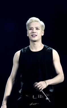 Jackson Got7 #MCM why is he so pretty yet sooo manly