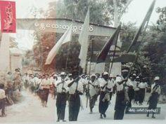 Burma 8888 democracy uprising in 1988 AT Mandalay