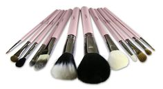 Sedona Lace Make up brushes