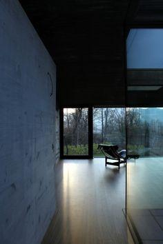 Casa Pocafarina / Hidalgo Hartman  Sometimes a good architecture can move you in this way...