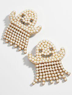 Casper Pearl Drop Earrings | BaubleBar