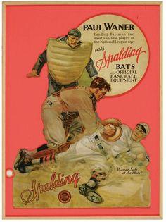 Spalding1927WanerSignCR
