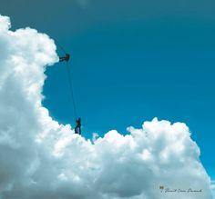 Cloud Mountain By Umit Cem Pamuk by umitpamuk.deviantart.com on @DeviantArt