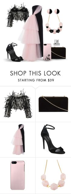 """""""Touch of Pink"""" by kashmier ❤ liked on Polyvore featuring Oscar de la Renta, Dorothy Perkins, Christian Siriano, Alexander Wang, Incipio, Salome and Antica Murrina"""