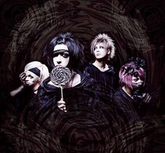"""xaa-xaa will release their new single """"dosuguroi"""" in October. That's the secondofthree conceptual singles with the concept """"hopelessness"""". The firstsingle """"kamisori """" wasreleased in September…"""