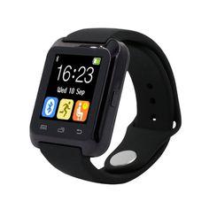 Maßgeschneiderte hochwertige neue U80 Smartwatch Bluetooth Smart Watch Armbanduhr Wrist Wrap Uhr Für Andriod Smartphones //Price: $US $9.99 & FREE Shipping //     #clknetwork