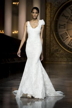Find This Pin And More On The White One 20 Best Gowns From Barcelona Bridal