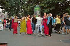 First inter-religious harinam in Sarajevo (Album with photos)  On Monday, 14 August 217, a day before Janmastami, ISKCON BiH devotees held a hari…