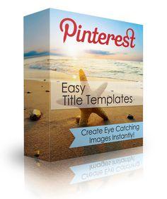 Wow soms kom je van die super tools tegen die je helpen om jouw business beter zichtbaar te krijgen op Pinterest.  Zie hier Pinterest templates voor je afbeeldingen!  Een makkelijke manier om een template op jouw afbeelding te krijgen! www.riakaashoek.nl/pinterest-templates
