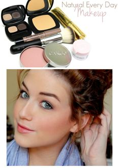 Natural Every Day Makeup - Perfect for Spring and Summer! | www.loveshelbey.com #makeuptutorial
