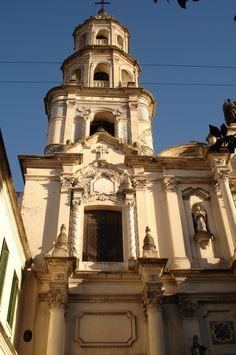 San Telmo Kirche