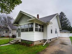 Cute home w/ detached garage #ProductionRealty