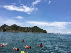 Bahía ballena  Costa  rica