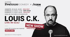 Michael Winslow, Dylan Moran, Jimmy Carr, Comedy Store, Comedy Events, Eddie Izzard, Louis Ck, Stand Up Comedians