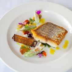 snapper deconstructed ratatouille from Chill on Tedder