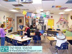 Classroom Ideas from The Real Teachr