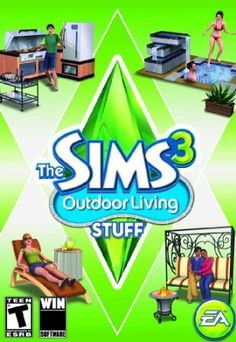 The Sims 3 Outdoor Living Stuff - Expansion  [Download]  http://gamerbought.com/games/simulation/the-sims-3-outdoor-living-stuff-expansion-download-pc-com/
