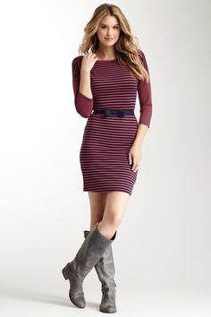 Tommy girl knit dress