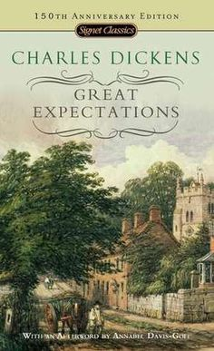 Great Expectations  by Charles Dickens, epic story of love, growing up, deception,and disappointment.  loved it!