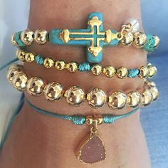 Vila Veloni Jewelry Store - Set By Vila Veloni Cross Blue Sky And Brown Druzy , $159.00 (http://www.vilaveloni.com/new-arrivals/set-by-vila-veloni-cross-blue-sky-and-brown-druzy/)