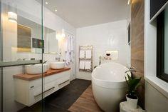 Jo & Damo's Bathroom and Laundry - The Block NZ 2014 The Block Bathroom, Laundry In Bathroom, Master Bathroom, Home Design Plans, Plan Design, Design Ideas, The Block Australia, The Block Nz, Double Story House