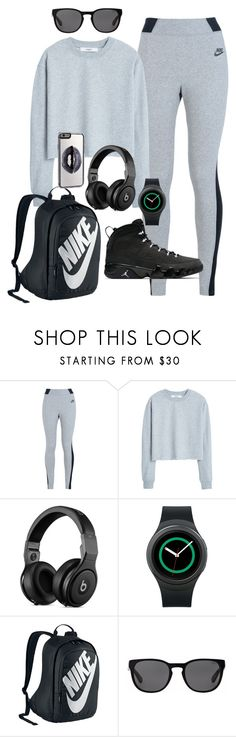 """""""Untitled #186"""" by msh820 ❤ liked on Polyvore featuring NIKE, MANGO, Samsung, Polo Ralph Lauren and Zero Gravity"""