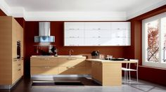EXTRA Il legno come elemento caratterizzante di un progetto che interpreta gli orientamenti più avanzati della contemporaneità senza rinunciare alla naturalità.