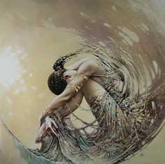 Paintings by Karol Bak