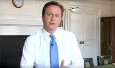 Younger David Cameron moaning about the EU Power grab shows his own hypocrisy and double standards - If Carlsberg made LIARS...