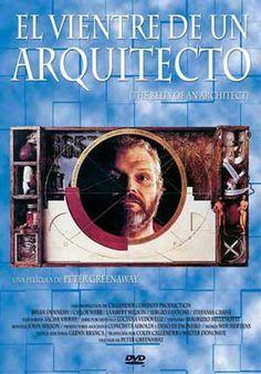 El vientre de un arquitecto (1987) Reino Unido. Dir.: Peter Greenway. Drama - DVD CINE 2208