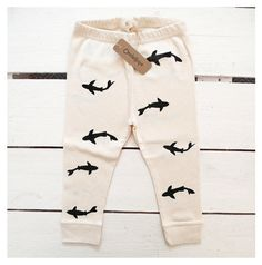 baby shark leggings