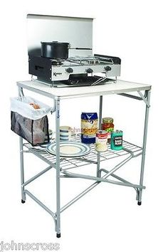 Kampa #major #field kitchen, camping kitchen #stand camping equipment ,  View more on the LINK: http://www.zeppy.io/product/gb/2/272000470070/