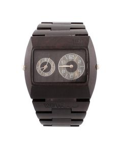 I love these watches...going to get this one next! Save a tree and be fashionable