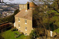Dover Coronavirus Lockdown Blog UK: Unusual Design of Sergeant-Major's House, Dover Ca...