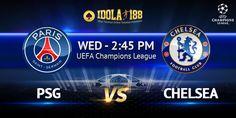 Prediksi PSG vs Chelsea 17 Februari 2015 | Liga Champions