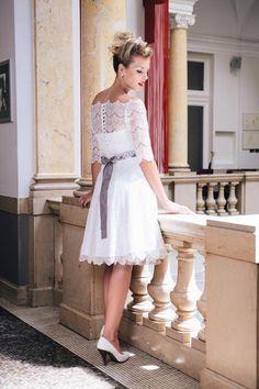 Brautkleid von küssdiebraut über MARRYJim.com