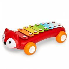 Cymbałki Skip Hop Explore&More Lisek - MamaGama: SPRAWDZONE i przydatne akcesoria dla mam i dzieci.