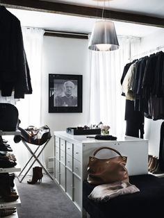Interior Envy: Luxury Closets | Fonda LaShay // Design → more on fondalashay.com/blog