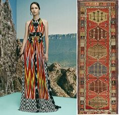 Rugs and fashion inspiration