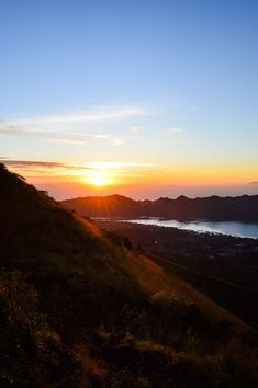 Hiking Mount Batur is an ideal way to spend a half day when in Bali, especially at sunrise when the views are intensified Bali, Sunrise, Hiking, Celestial, Travel, Outdoor, Walks, Outdoors, Viajes
