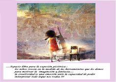 Potencar la imaginacon y creatividad desde muy temprana edad