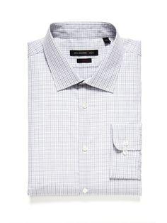 Check Slim-Fit Sport Shirt by John Varvatos Star USA on Gilt.com