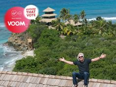 **Fantasy Listing** Tropical island, house & pet sitter needed while I judge #VOOM 2016!  tiny.cc/voom2016 TrustedHousesitters.com