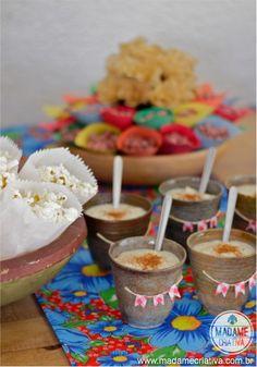 Decoração de Festa Junina caseira - Junino chic e receitas deliciosas