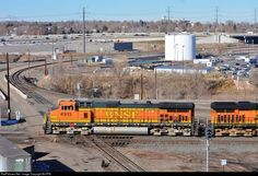 RailPictures.Net Photo: BNSF 4913 BNSF Railway GE C44-9W (Dash 9-44CW) at Denver, Colorado by BUFFIE