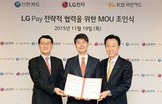 LG joins Apple, Google, and Samsung, launches own mobile payment service