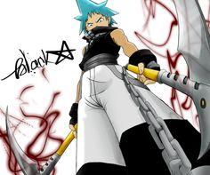 Soul Eater bLaCk StAr!!!! <3