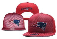 NFL New England Patriots Fashionable Snapback Cap for Four Seasons