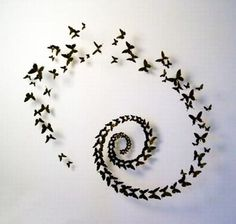 16 Cheap And Easy DIY Wall Beautification With Butterflies