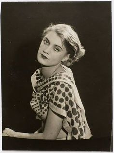 """More than just a pretty face, Lee Miller was a groundbreaking and versatile artist who proved successful on both sides of the camera. A professional model and later a muse for the Surrealist movement, she also shaped an extraordinary career behind the lens, first as a studio assistant to Man Ray, then as a portrait and Surrealist photographer, and finally as a war correspondent for """"Vogue."""""""